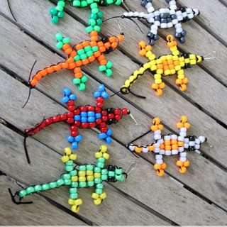 Take a Break: 15 Fun Beaded Crafts That Aren't Jewelry!
