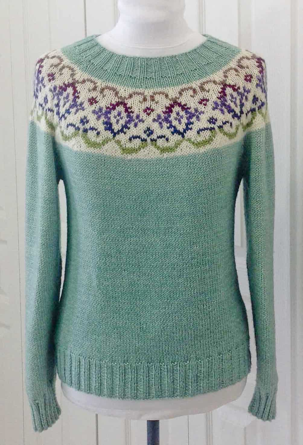Fair isle knitting projects experienced knitters will adore
