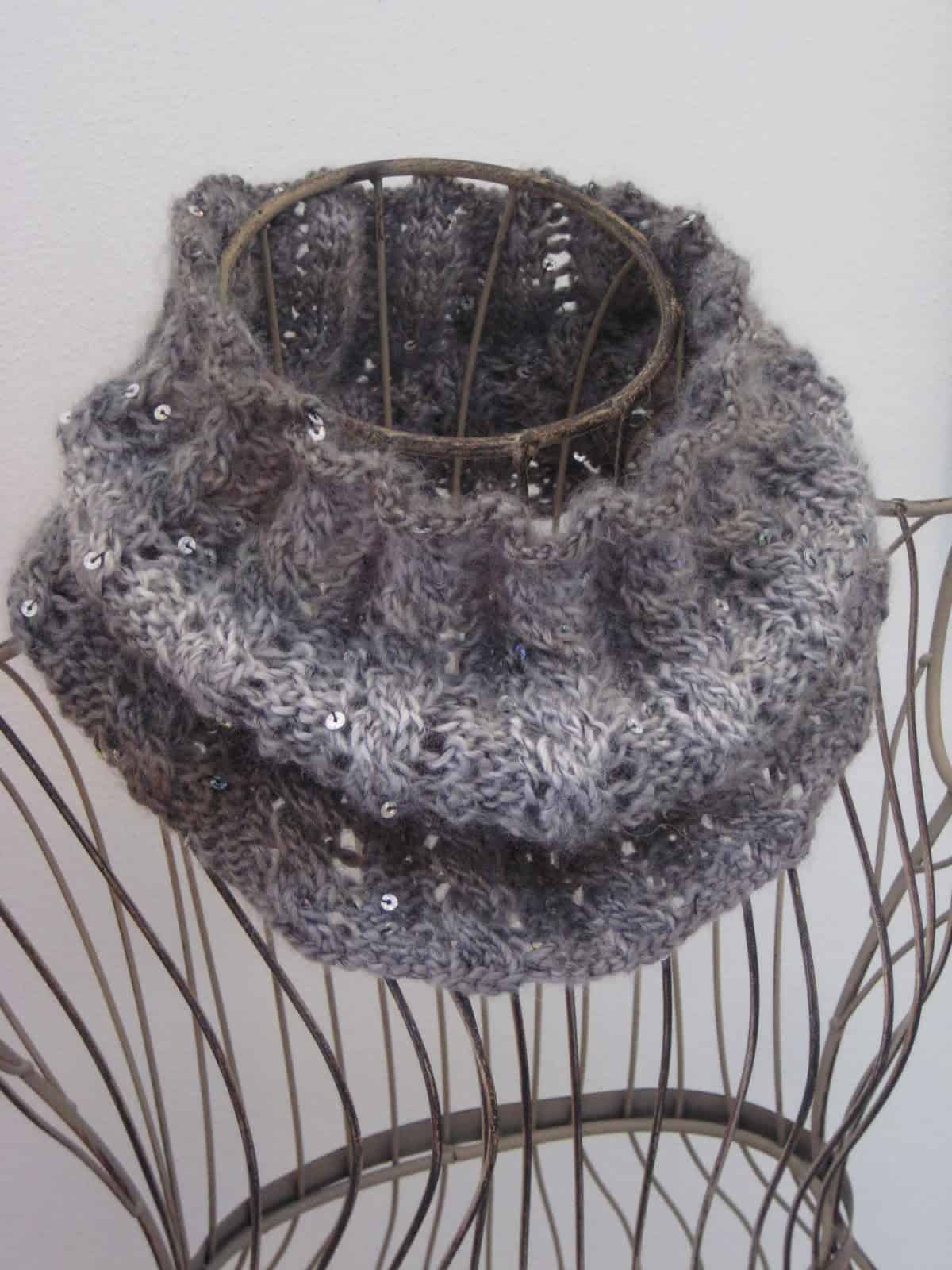 Rib & Cable cowl