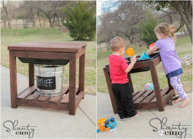 Diy Sandboxes For A Perfect Playtime