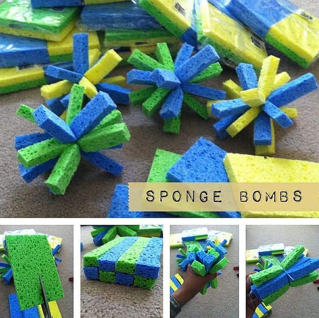 Sponge Bomb Fight