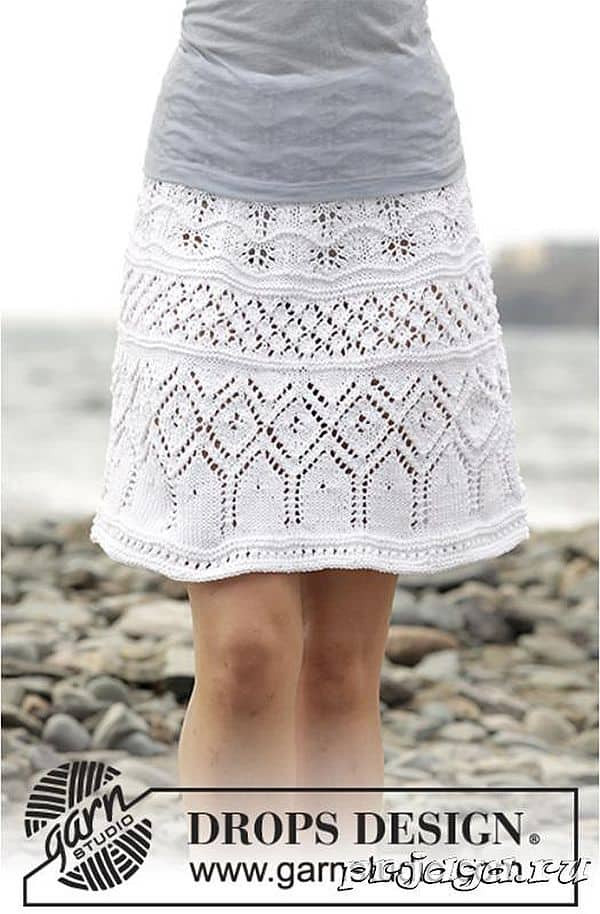 Summer Elegance Skirt