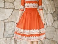 Tangerine Flicker Anthropologie Dress 200x150 15 Awesome Clothing Alterations Involving Lace