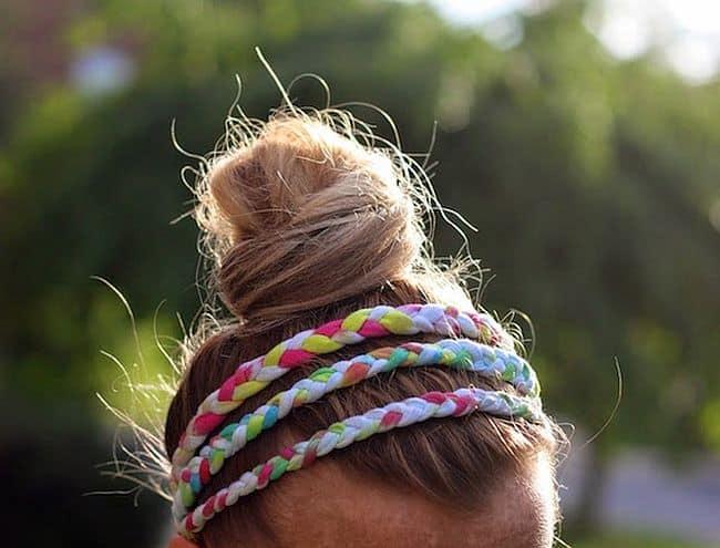 Tie Dye Headbands