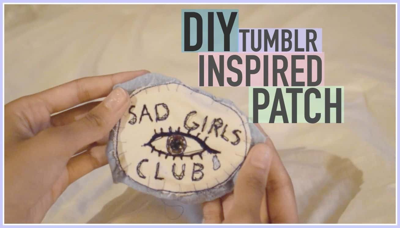 Tumblr-inspired patches