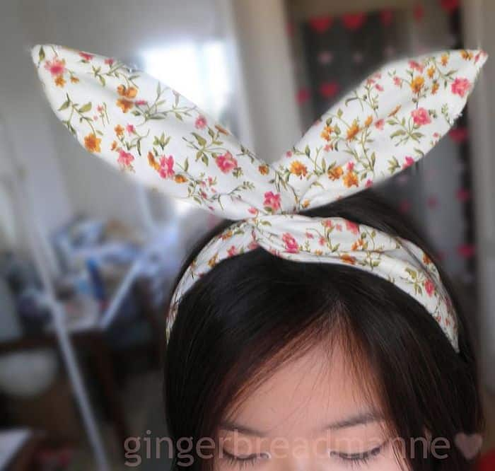 VIEW IN GALLERY Usamimi Headband