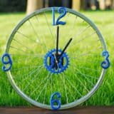 Timing it Just Right: 10 Delightful DIY Wall Clocks