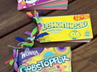 box notebooks 200x150 Indulge Your Sweet Tooth: Candy Wrappers to Make Cute DIY Projects