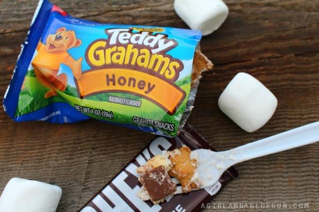 fun-camping-idea-and-snack