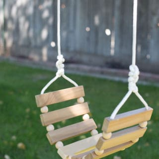 Swing Nostalgia Away: 10 DIY Swings For Kids And Adults