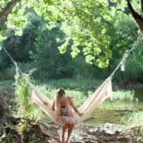 Relax In Style With These DIY Hammocks