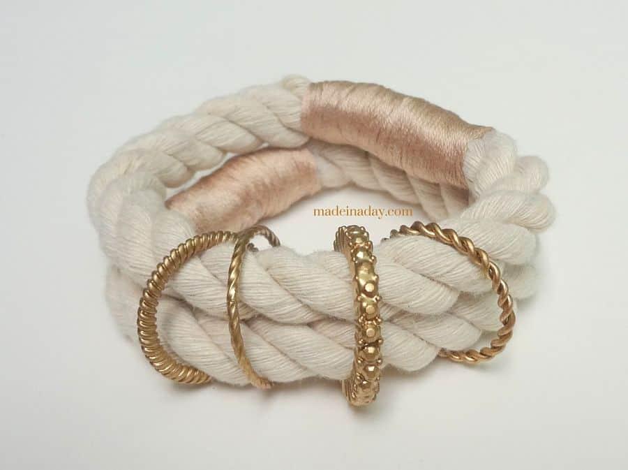 Anthropologie Inspired Bracelet