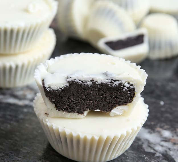 Cookies n' cream cups