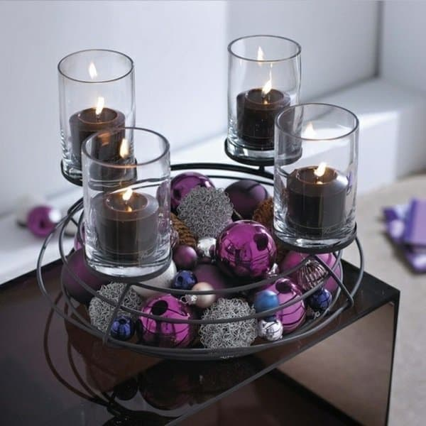 Diy Decor Ideas For Purple Lovers
