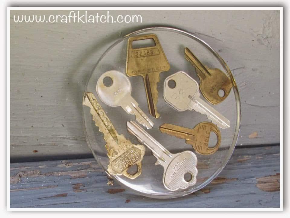 Key coaster