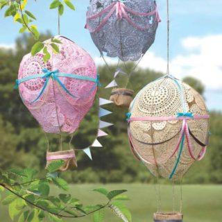 Delicate Beauty: Decor Ideas Involving Lace
