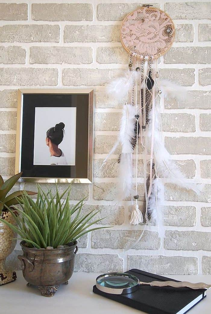 Lacy Dreamcatcher