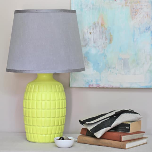 Mod neon lamp