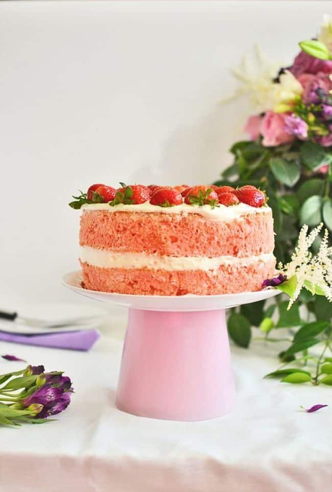 Planter Cake Stand