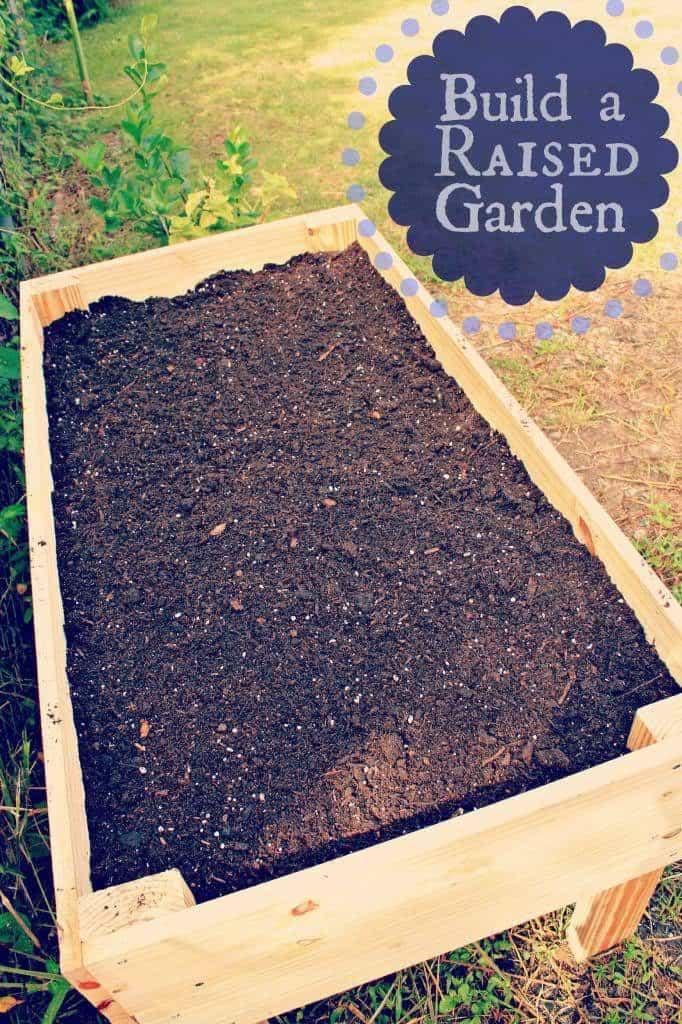 Practical Garden Bed