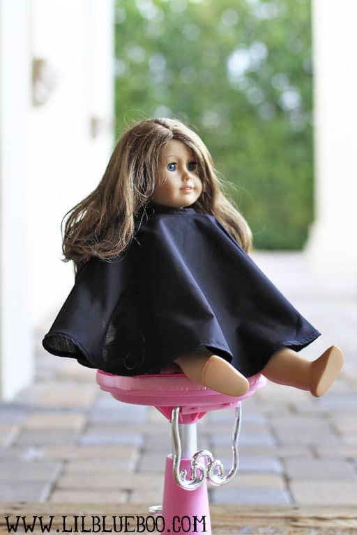 Salon cape