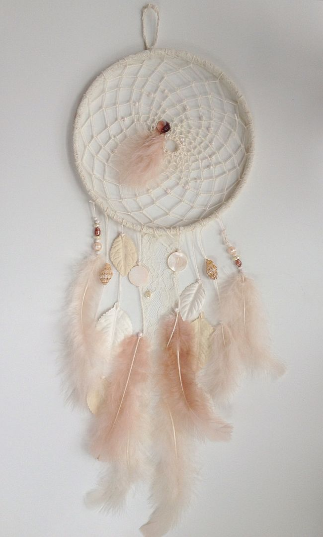 Shell Dreamcatcher