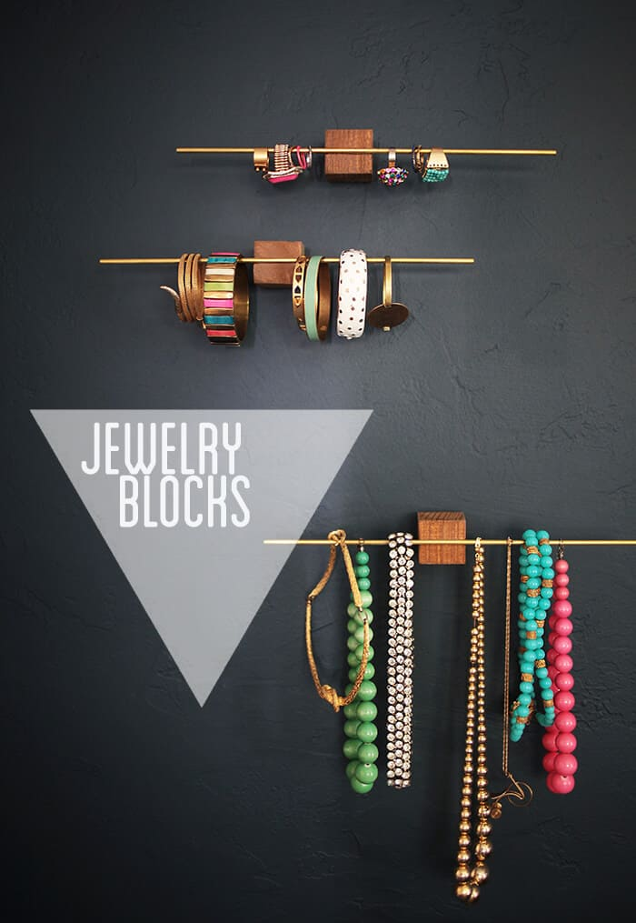Jewelry blocks
