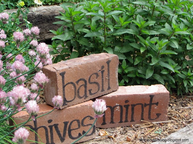 brick markers