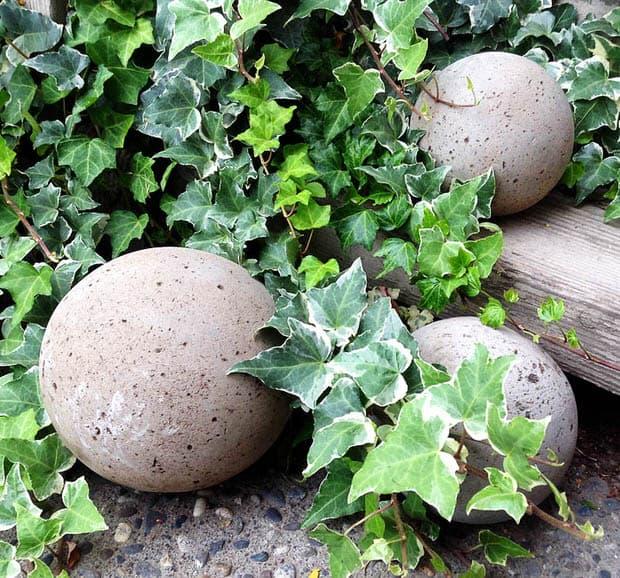 concrete-globes