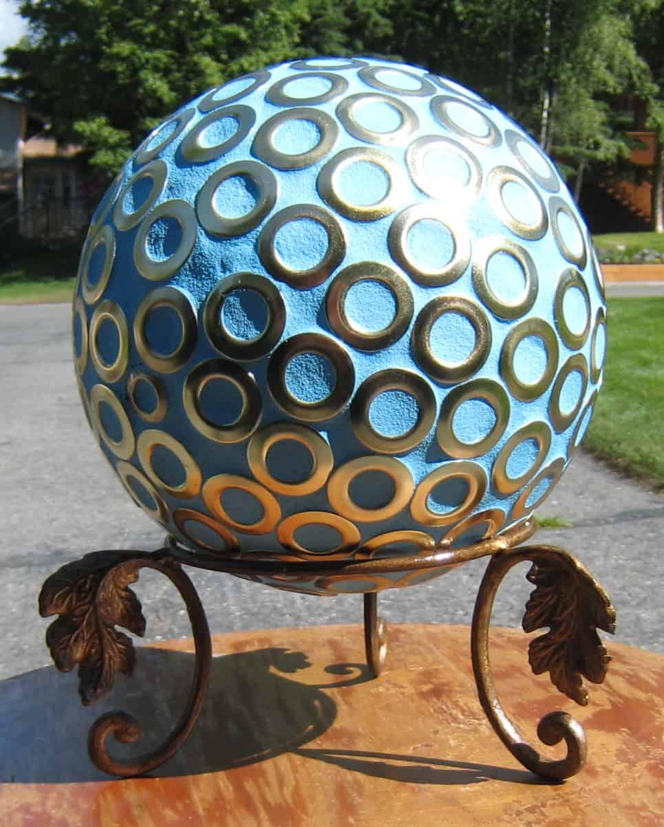 Grommet ball