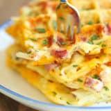 10 Creative New Ways to Use Your Waffle Iron