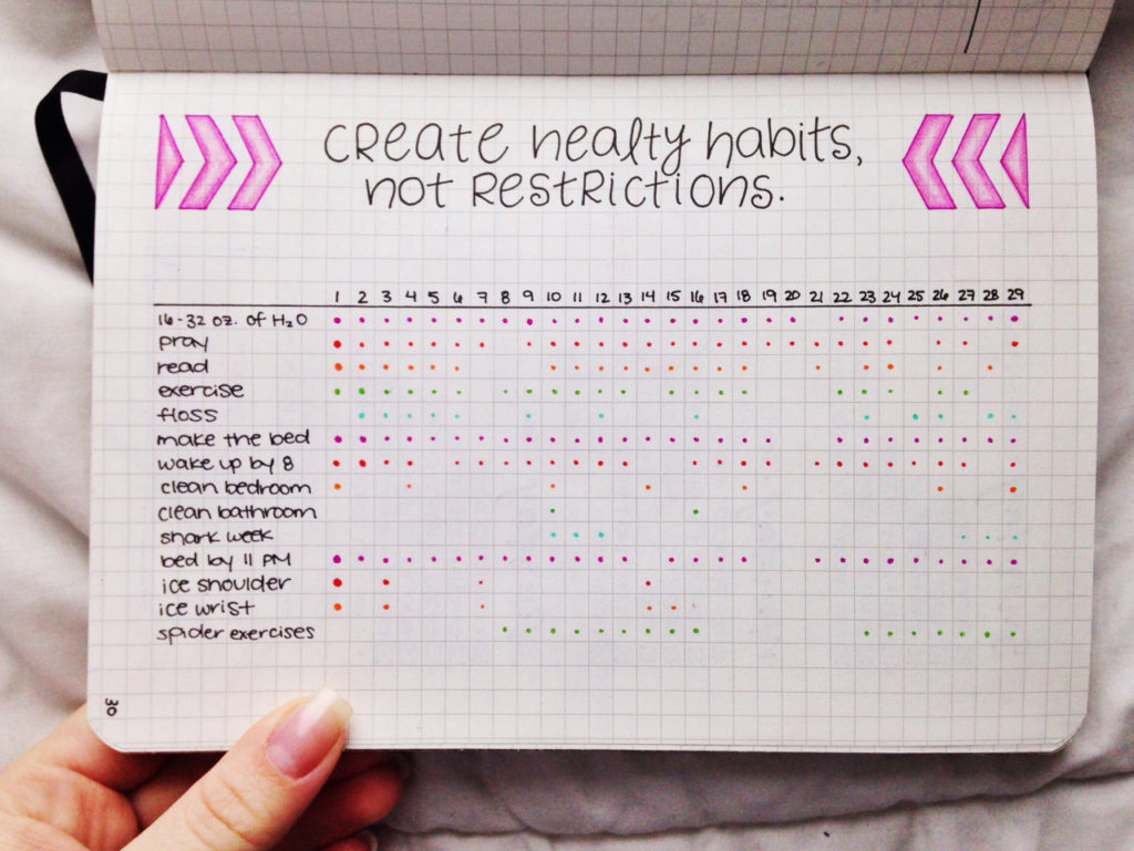 12 layout ideas you u0026 39 ll want to steal for your bullet journal