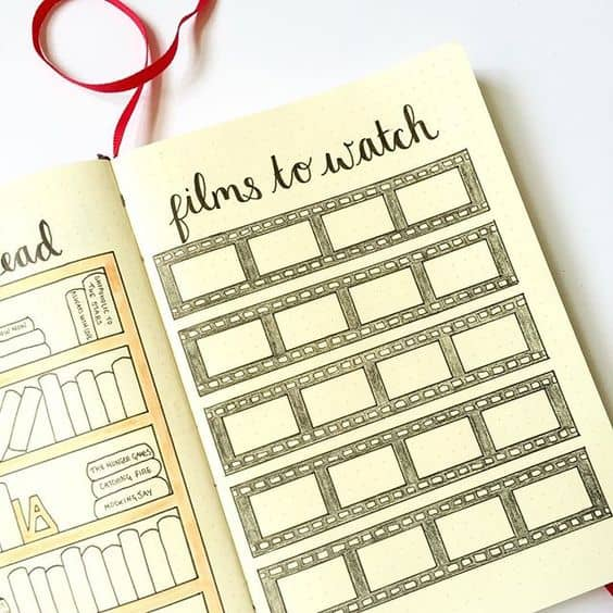 12 Layout Ideas Youll Want To Steal For Your Bullet Journal
