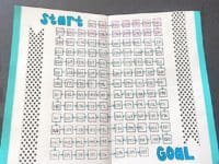 weight loss chart 200x150 12 Bullet Journal Ideas With Great Layouts