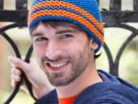 22All About That22 hat 200x150 Knitting Patterns for Dads, Husbands, and Boyfriends