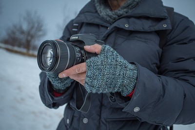 %22Man Hands%22 fingerless gloves