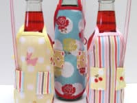 Apron bottle cover 200x150 DIY Projects to Cool You Down