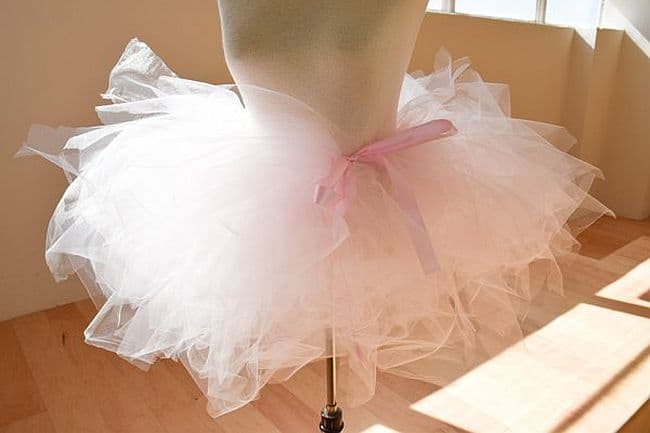 Making a fabric tutu skirt for a baby or little girl is easy with this tutorial and tutu size chart from newborn to 5 years old! They are perfect for a birthday outfit, or just to jazz up everyday. Just follow these simple instructions and you will have an adorable tutu dress for your little princess.