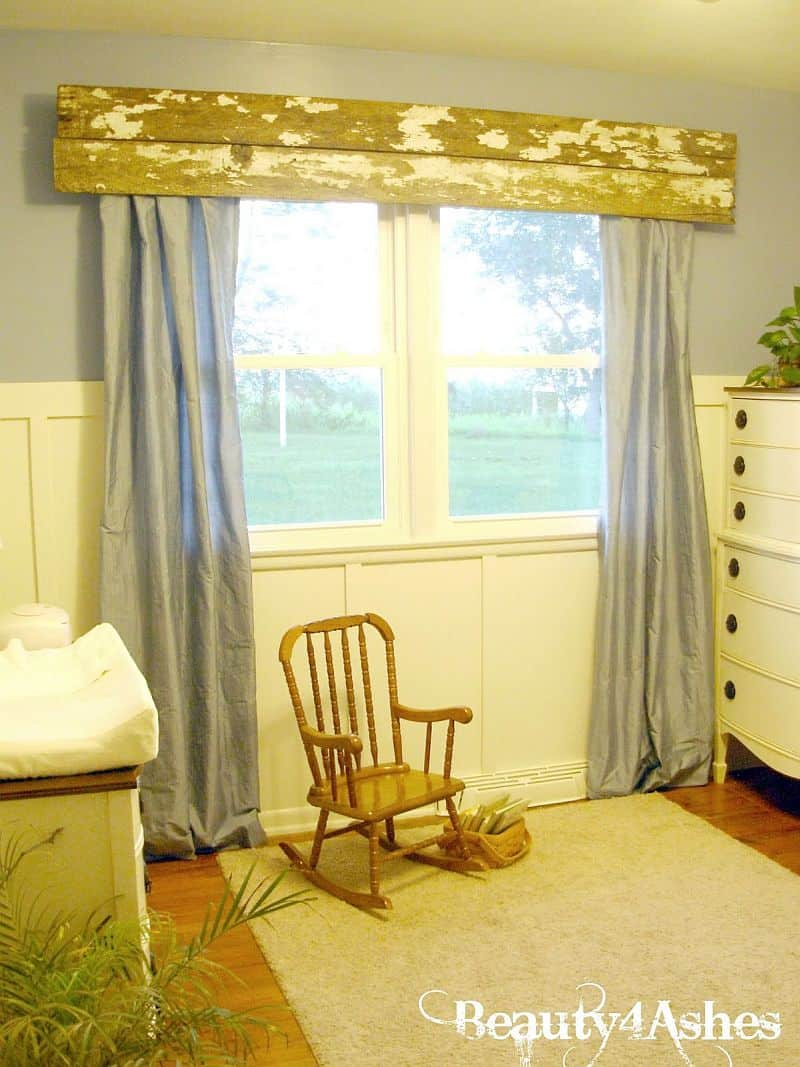 Beautiful And Unique Diy Window Valance Designs