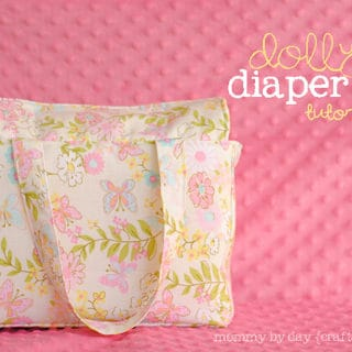 Affordable Ease: Cute and Useful DIY Diaper Bags