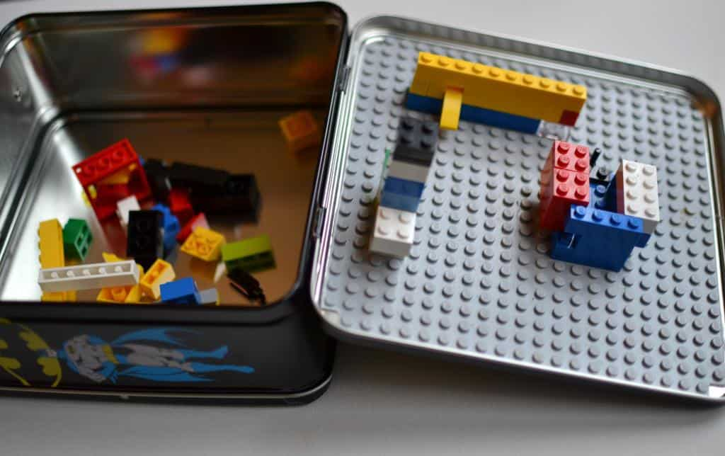 Lego top lunch box