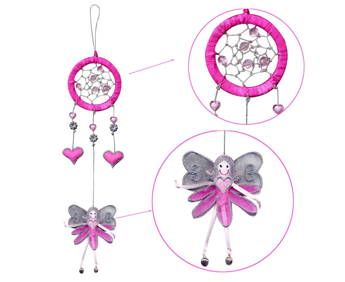 Little fairy dream catcher