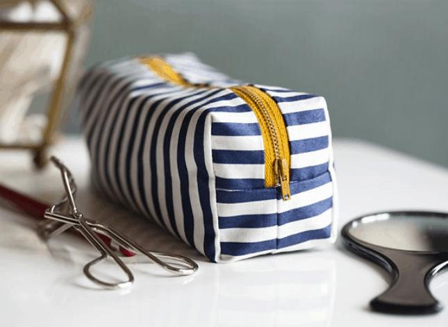 Mini boxy bag