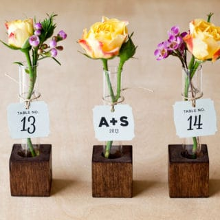 Simple DIY Wedding Favour Ideas