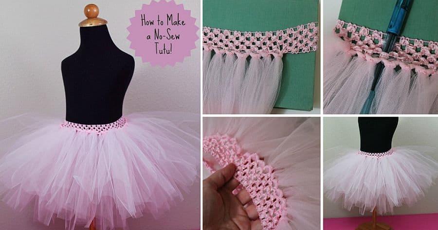 173cfc22a3 For Little Ballerinas: DIY Tutu Skirts!