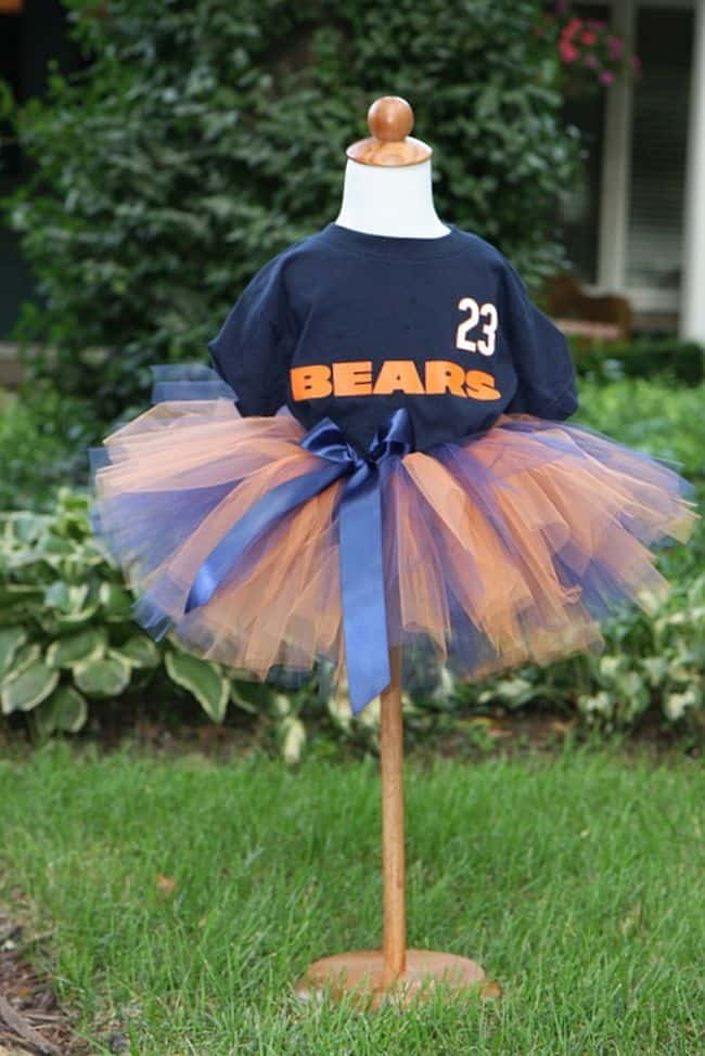Ribbon Bow Tutu