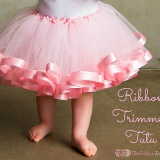 For Little Ballerinas: DIY Tutu Skirts!
