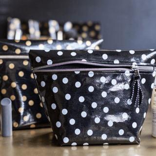 Useful and Stylish DIY Makeup Bags