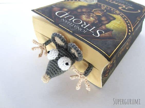 Book rat boomark
