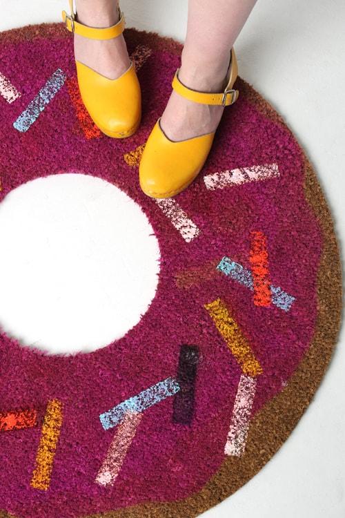 donut rug